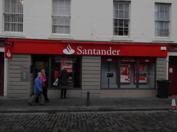 Santander Building Society Street