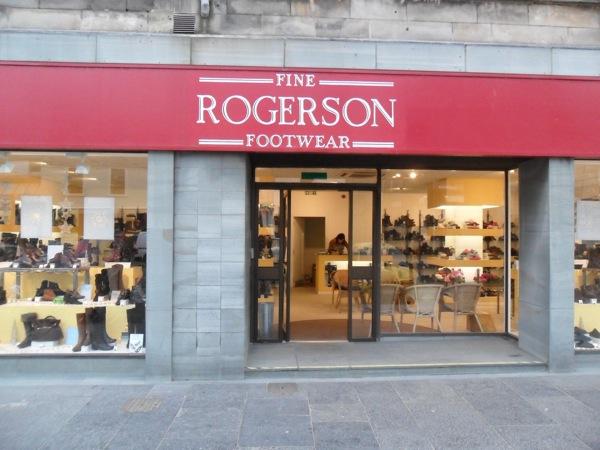 rogerson fine footwear in st andrews