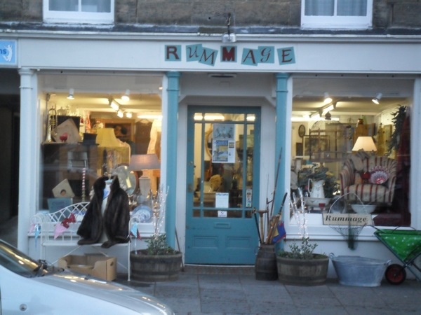 The UKs best antiques and vintage shops - Homes and